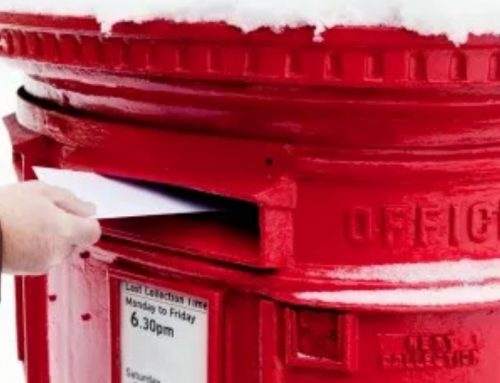 Scented Stamps and Musical Postboxes – it must be Christmas!