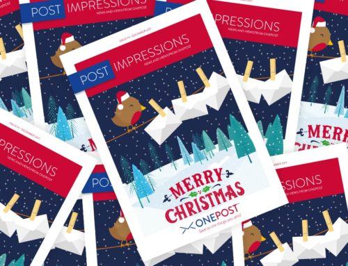 Read the latest issue of Post Impressions – Issue 74