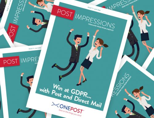 Read the latest issue of Post Impressions – Issue 77